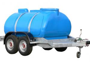 2.000l Wassertankanhänger
