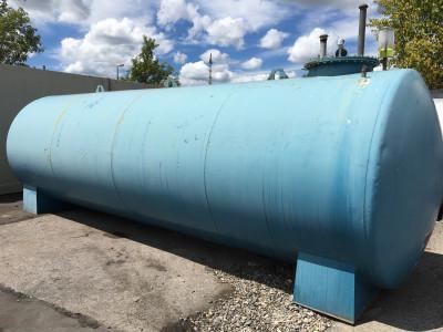 20.000l Löschwassertank Stahltank Wassertank