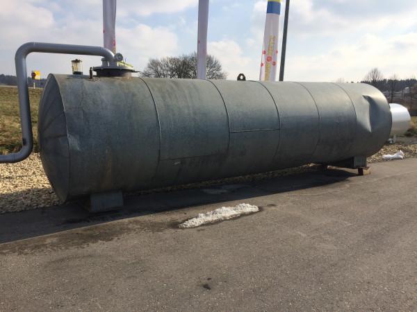 10.000l Löschwassertank Stahltank Wassertank