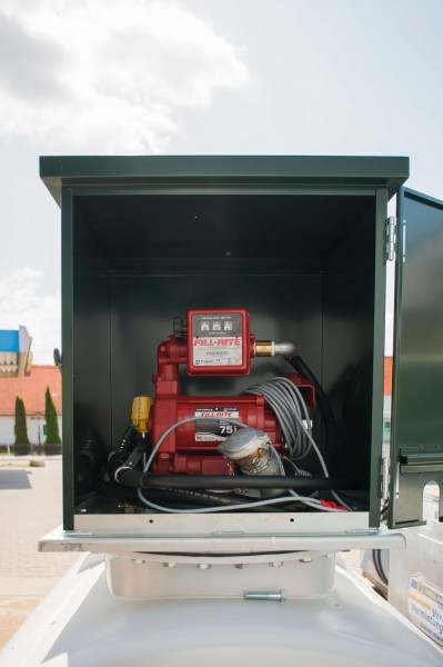 5.000l Benzintank Dieseltank Stahltank