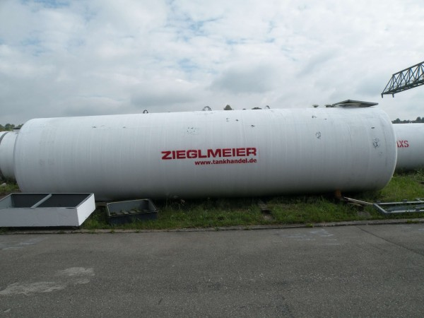 50.000l Heizöltank Dieseltank Stahltank