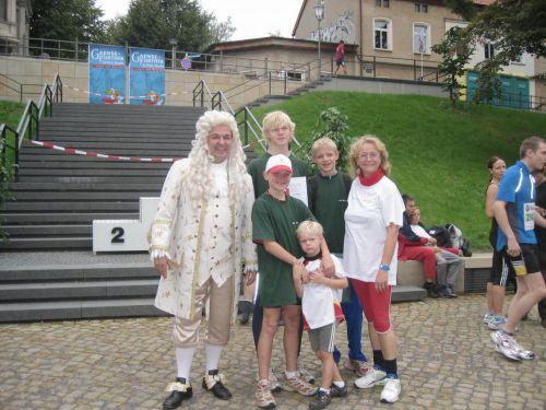 Mitteldeutscher Marathon Halle 2006