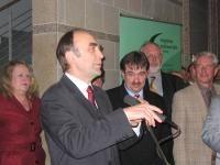 Pressebericht Super Sonntag  2. Benefizabend November 2003