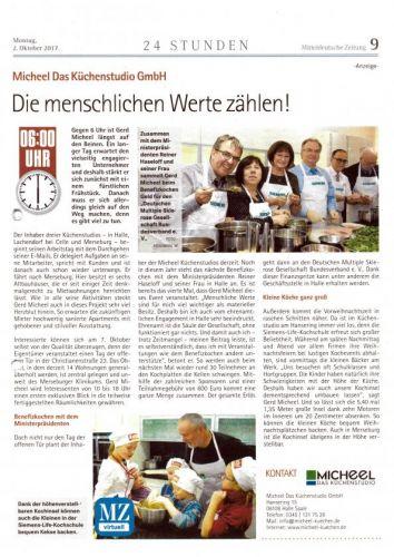Micheel Das Küchenstudio GmbH - Die menschlichen Werte zählen !