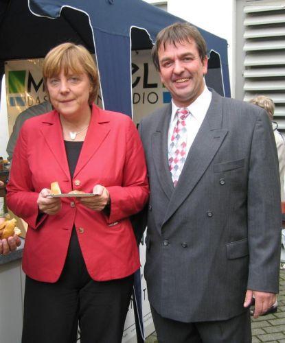 Sommerfest im Bundestag Juni 2004