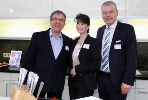 Förderverein: Benefizkochen mit Innenminister Stahlknecht
