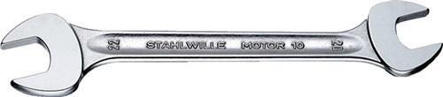 Doppelmaulschlüssel MOTOR 10 STAHLWILLE (VPE: 1 Stück)