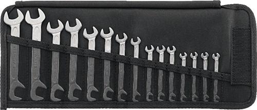 Doppelmaulschlüsselsatz ELECTRIC 12 STAHLWILLE