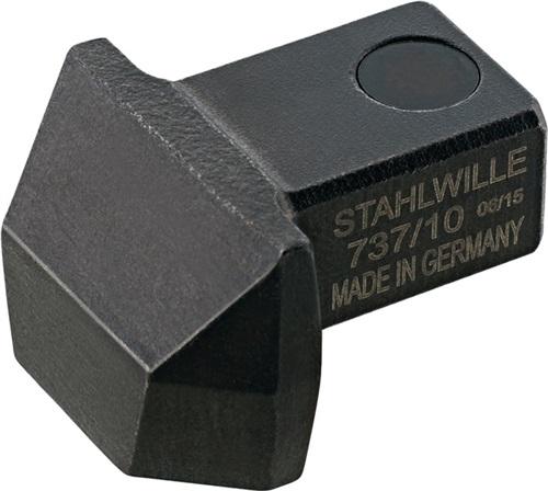 Anschweiß-Einsteckwerkzeug 737 STAHLWILLE (VPE: 1 Stück)