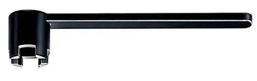 Fräsdornschlüssel  AMF (VPE: 1 Stück)