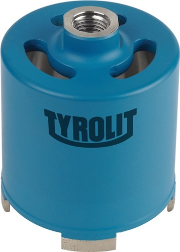 Diamantbohrkrone Premium TYROLIT (VPE: 1 Stück)