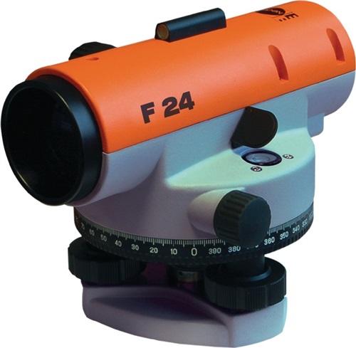 Baunivellierer F24 Vergrößerung 24-fach Objektiv-ø 30mm