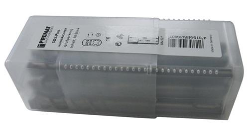 Hammerbohrer Großpackung D.6,0mm Arbeits-L.50mm L.110mm