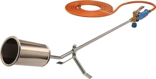 Abflammgerät PM-Gas F10 inkl.5m Gasschlauch
