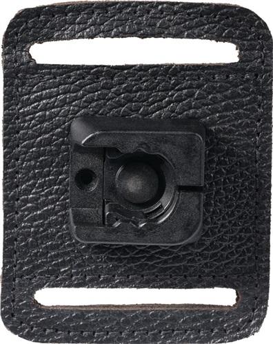 Gürtelhalter Gürteldurchlassw. bis 55mm aus Rindsleder PARAT expl.Taschenlampen