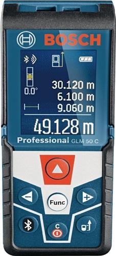 Laserentfernungsmesser GLM 50 C 0,05-50m ±1,5 mm IP54