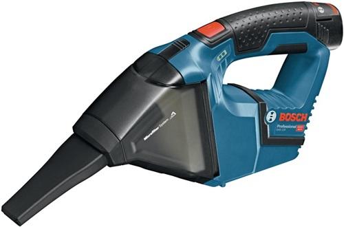Akkusauger GAS 12 V Professional 12 V 2,5 Ah 900l/min 45mbar 0,35l Bosch