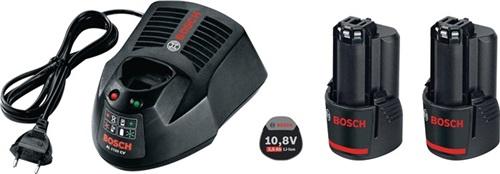 Akku-Basis-Set 2,5 Ah Professional 12 V 2 x 2,5 Ah Bosch