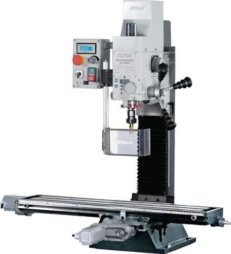 Bohr- und Fräsmaschine BF 20 L Vario 16mm MK2 M10 90-1480/150-3000min-1 0,85kW 2