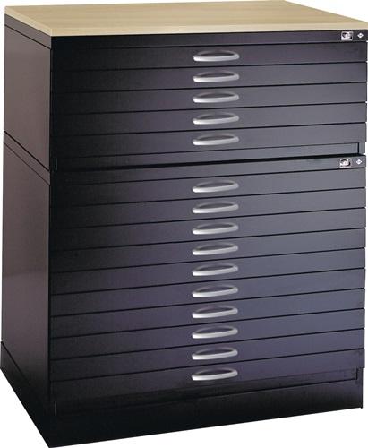 Abdeckp.H25xB1100xT765mm Akazie DBS 016 f.Zeichungsschrank (VPE: 1,00 Stück)