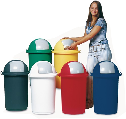 Abfallbehälter (VPE: 1 Stück)