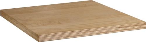 Abdeckp.B605mm Buche f.Schubladenschrank (VPE: 1,00 Stück)