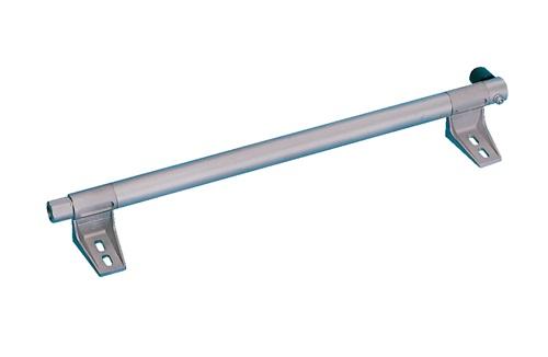 Schienenanlage Leichtmetall-Zwischenhalter Alu.f.Regalleiter ZARGES (VPE: 1,00 Stück)