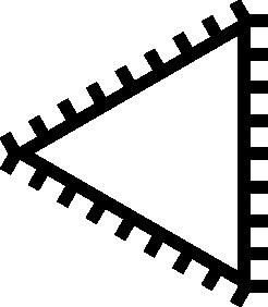 Diamantnadelfeile  PROMAT (VPE: 1 Stück)