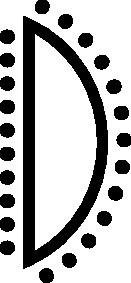 Diamanthabilisfeile  PROMAT (VPE: 1 Stück)