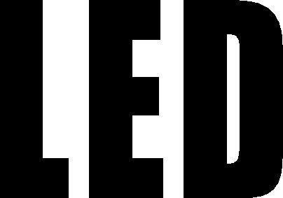 LED-Stableuchte 1W L.9,8cm schw. m.Gelenkband f.1xAA-Batterien PROMAT