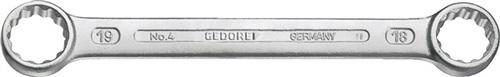 Doppelringschlüssel 4 GEDORE (VPE: 1 Stück)