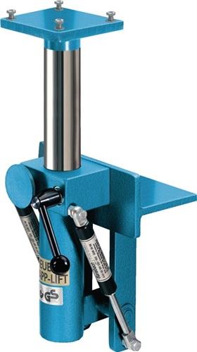 Abklapp- und Höhenverstellgerät  HEUER (VPE: 1 Stück)
