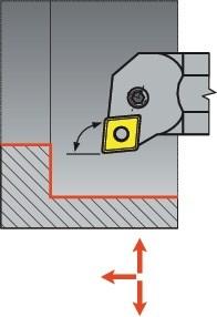 Bohrstange PCLN PROMAT (VPE: 1 Stück)