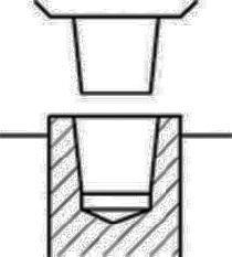 Schnellspannbohrfutter Supra RÖHM (VPE: 1 Stück)