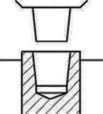 Schnellspannbohrfutter Supra S RÖHM (VPE: 1 Stück)