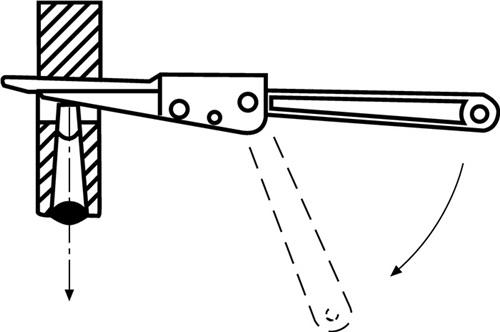 Austreiber Nr. 318 AMF (VPE: 1 Stück)