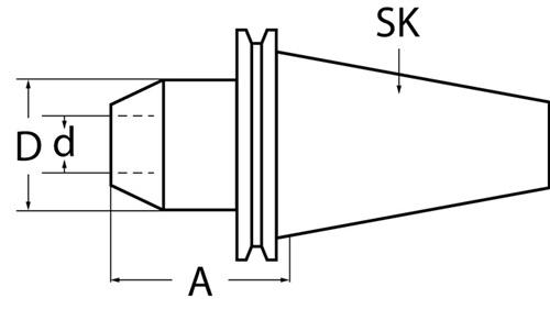 Flächenspannfutter  PROMAT (VPE: 1 Stück)