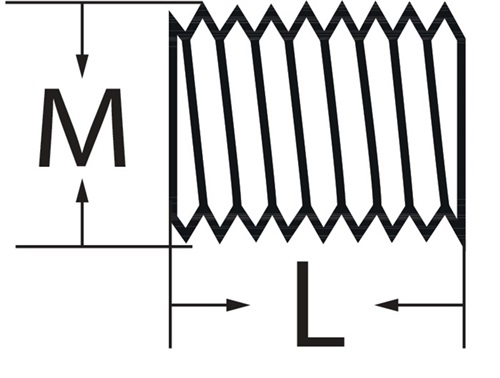 Spannschraube  PROMAT (VPE: 1 Stück)