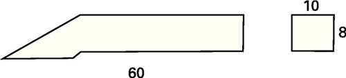 Anreißnadel  PROMAT (VPE: 1 Stück)