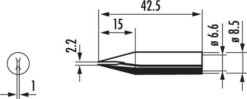 Dauerlötspitze