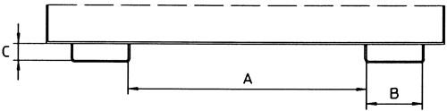 Transportbehälter (VPE: 1 Stück)