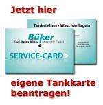 Büker Service-Card