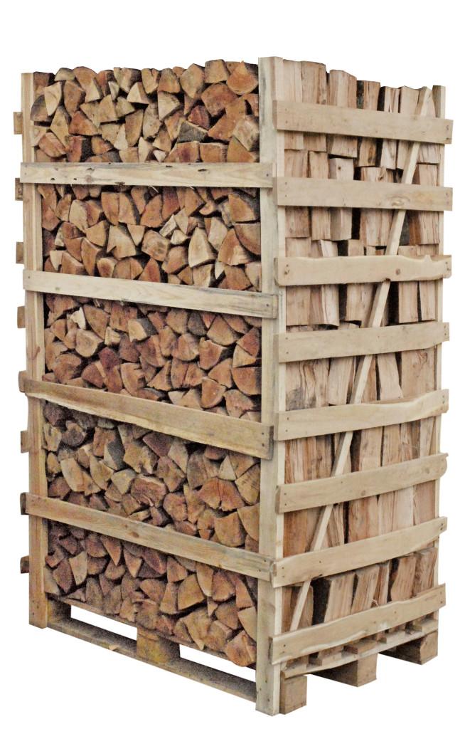 Holz im Verschlag
