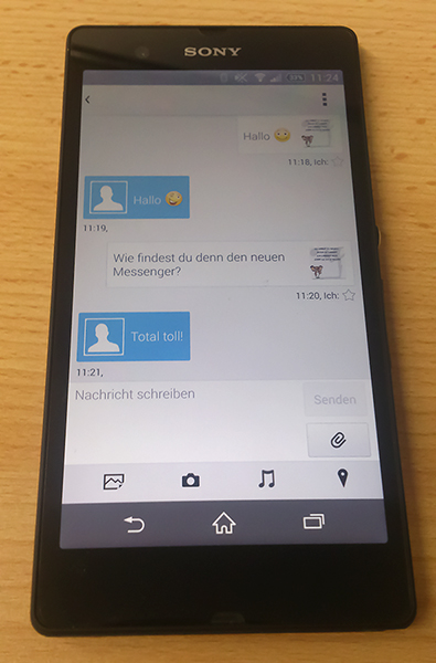 Spekulationen um einen Messenger von Google
