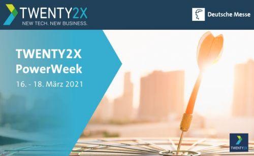Geballtes IT-Wissen für den Mittelstand bei der TWENTY2X PowerWeek