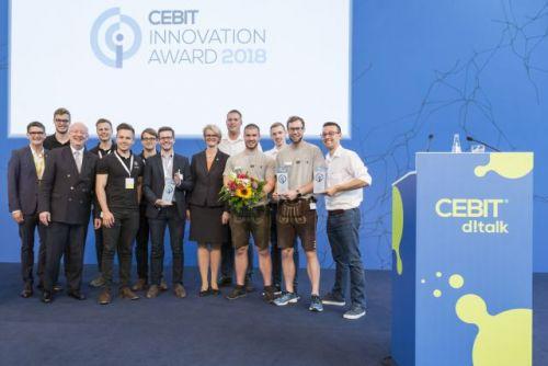 Bis 1. November für den CEBIT Innovation Award 2019 bewerben