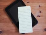 Neuartiges Tablet für Puristen und Papierliebhaber