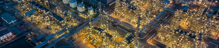 Heizöl Raffinerie